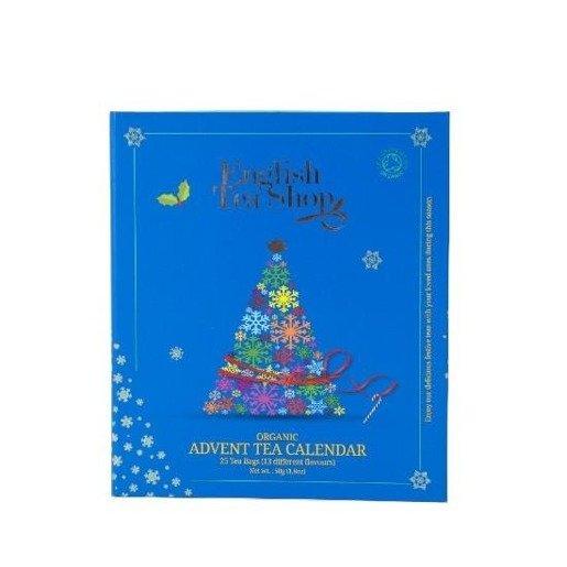 Advent Tea Calendar Blue Book - 25 saszetek kalendarz adwentowy