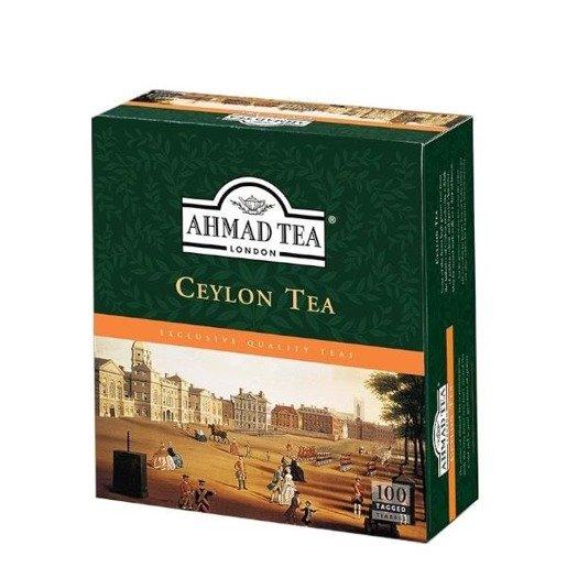 Ahmad Ceylon Tea 100 saszetek herbaty