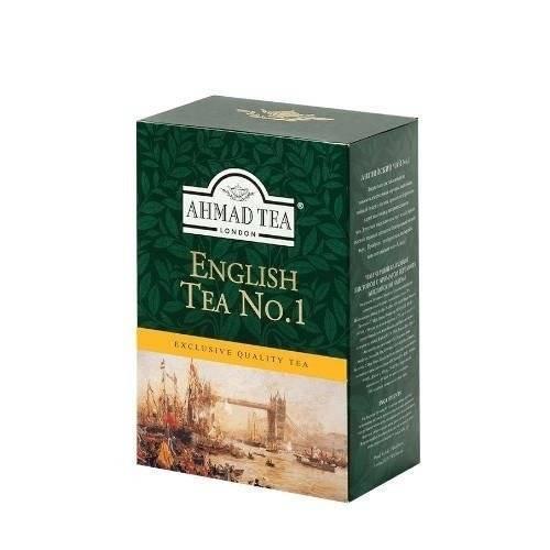 Ahmad English Tea No 1 - czarna herbata liściasta 100g