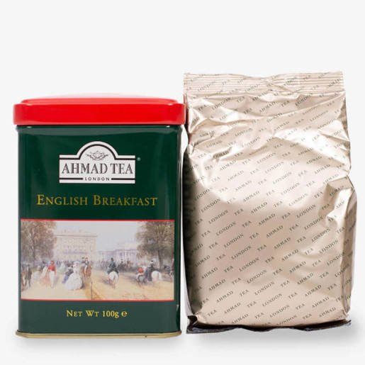 Ahmad Tea English Breaktfast 100g herbata sypana