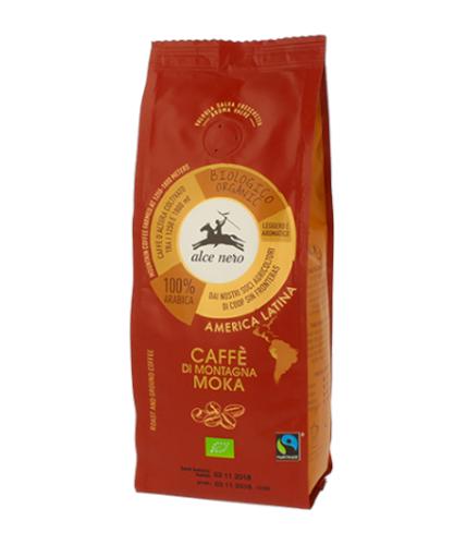Alce Nero Caffe Moka Arabica kawa mielona 250g