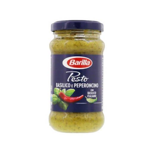 Barilla Pesto Basilico e Peperoncino 195 g pesto z bazylii