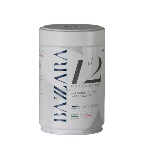 Bazzara Espresso DODICIGRANCRU 250g kawa mielona