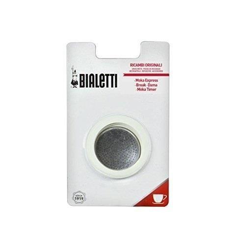 Bialetti 3 uszczelki 2TZ aluminiowe