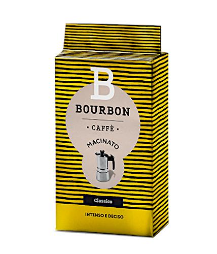 Bourbon Classico 250 g kawa mielona od LAVAZZA