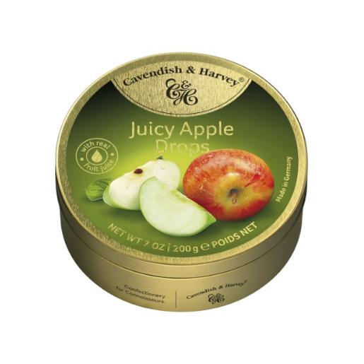 Cavendish Harvey jabłkowe dropsy 200 g