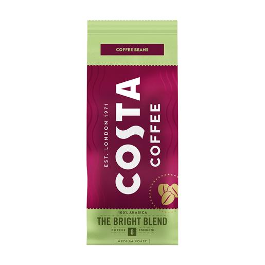 Costa Coffee The Bright Blend 200 g - kawa ziarnista