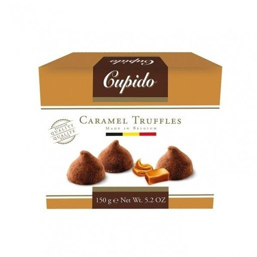 Cupido Caramel Truffles  - trufle z karmelem 150g