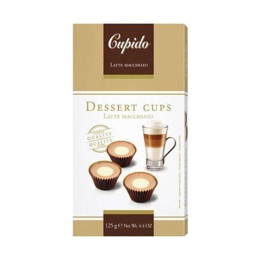 Cupido Dessert Cups Latte latte macchiato 125g