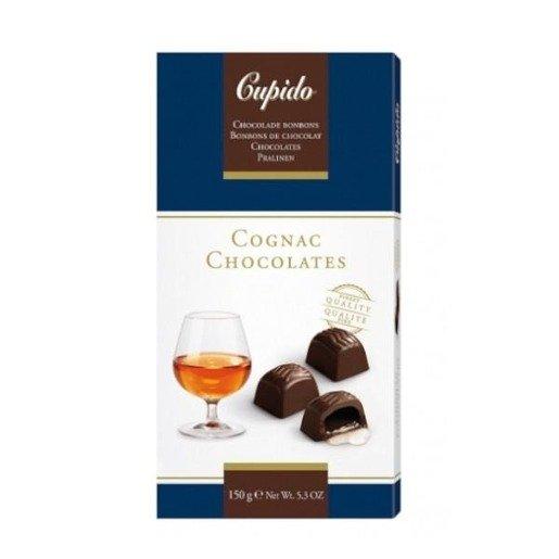 Cupido czekoladki z koniakiem 150g