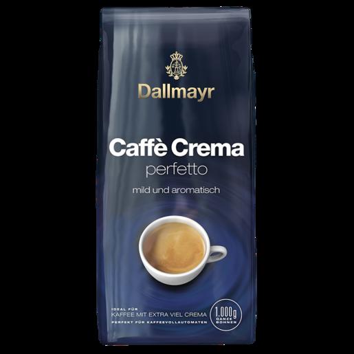 Dallmayr Caffe Crema Perfetto 1 kg kawa ziarnista