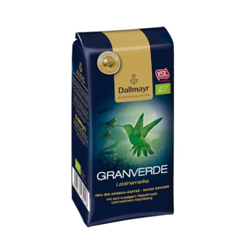 Dallmayr Granverde 250g kawa mielona