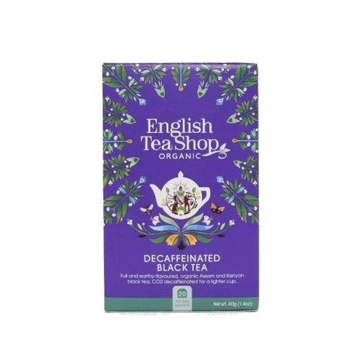 Decaffeinated Black Tea - 20 saszetek