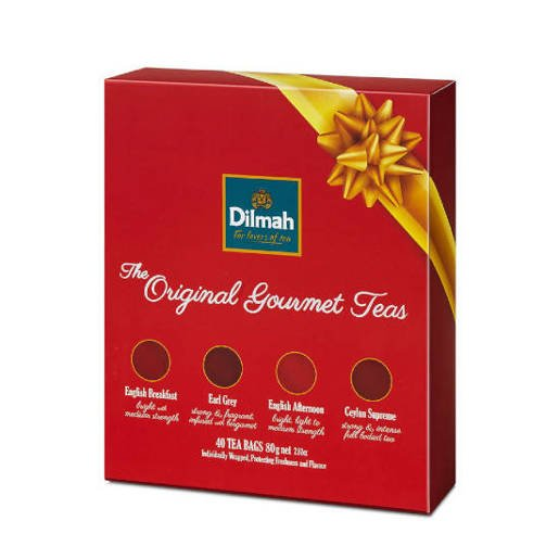Dilmah Original Gourmet Tea Gift Pack zestaw herbat