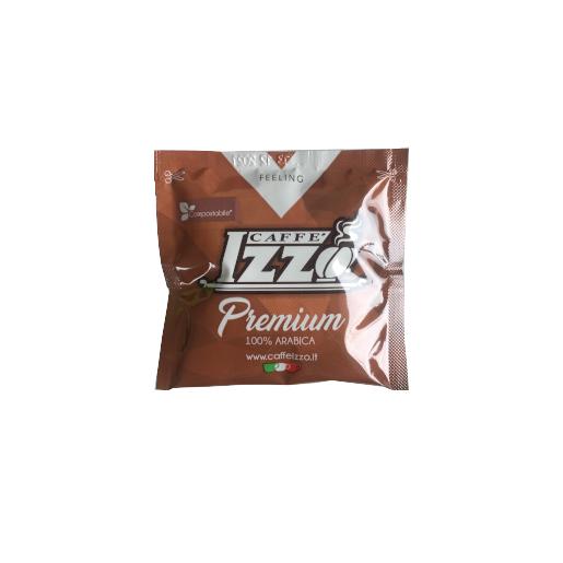 ESE Caffè Izzo Premium 100% Arabica 10 saszetek