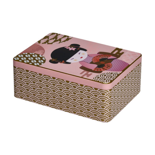 Eigenart Puszka Little Geish Teabag różowa
