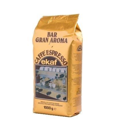 Ekaf (Cellini) Gran Aroma 1kg włoska ziarnista x 6