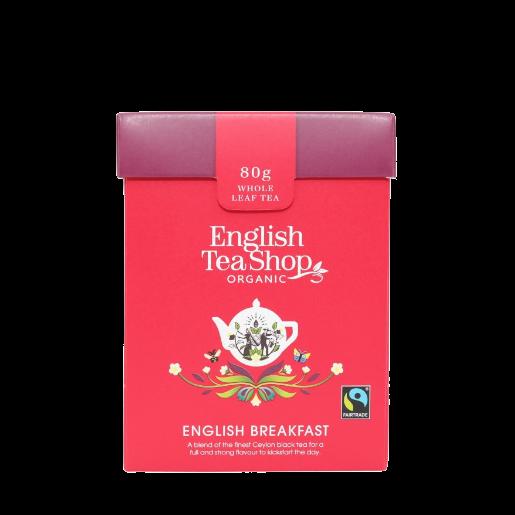English Breakfast herbata sypana 80g