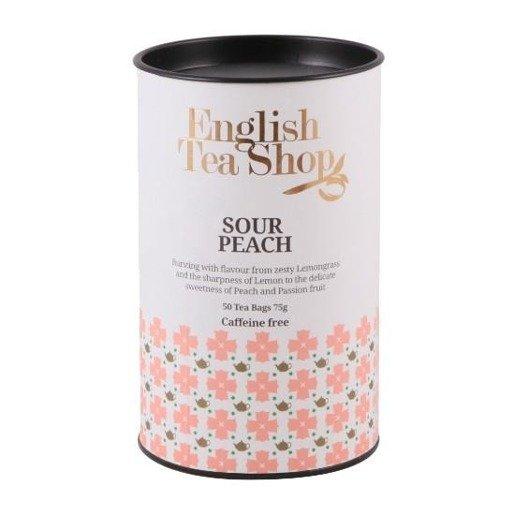 English Tea Shop Sour Peach - 50 torebek