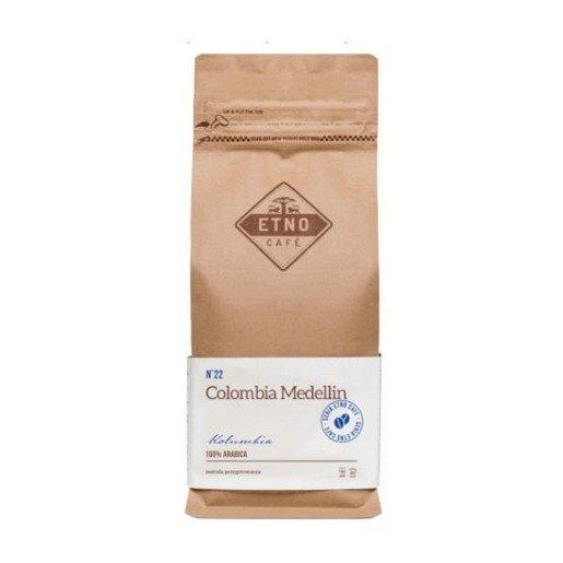 Etno Colombia Medellin kawa ziarnista 1kg