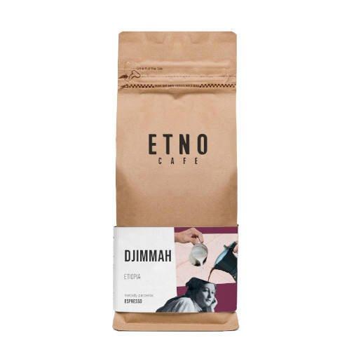 Etno Djimmah kawa ziarnista 1kg