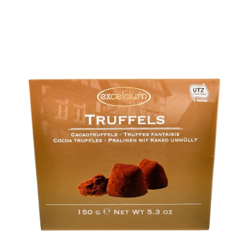 Excelcium Tradition  - trufle kakaowe gold 150g