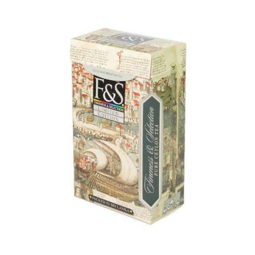 F&S Limited Edition  - czarna herbata liściasta 100g