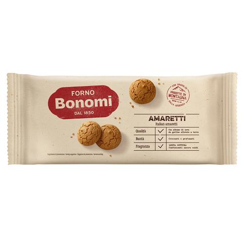 Forno Bonomi Amaretti - włoskie ciasteczka 200 g