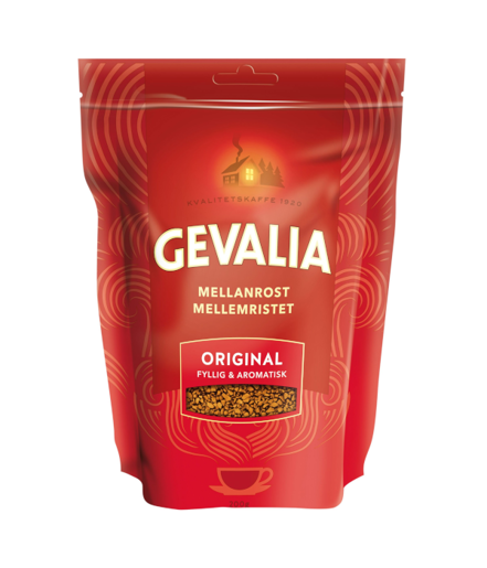 Gevalia Instant MellanRost 200g kawa rozpuszczalna