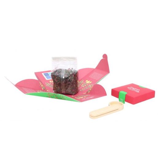 Green Tea Pomegranate herbata sypana 80g
