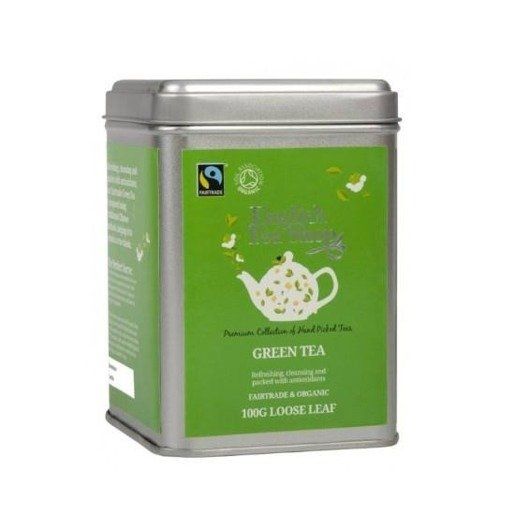 Green Tea - herbata sypana 100g