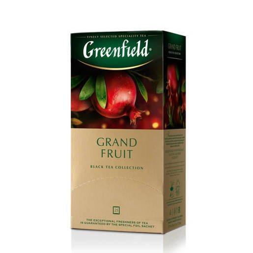 Greenfield Gran Fruit - 25 saszetek