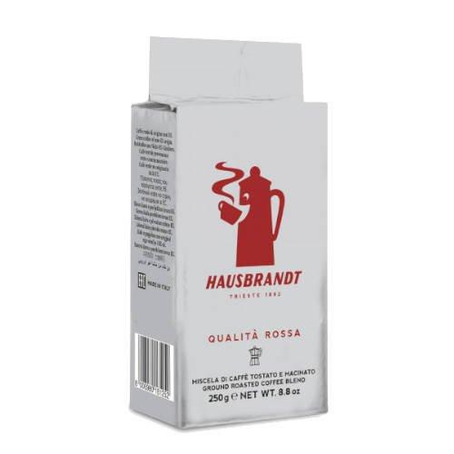 Hausbrandt Rossa - kawa mielona 250 g
