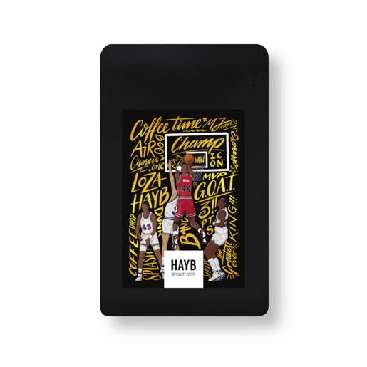 Hayb Gwatemala Santa Barbara 250 g - kawa ziarnista