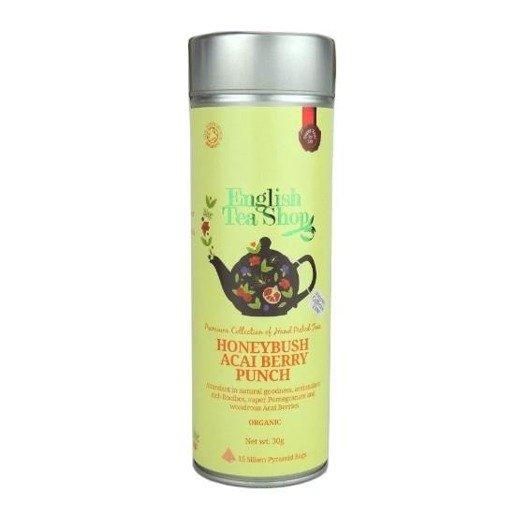 Honeybush Acai Berry Punch - 15 piramidek