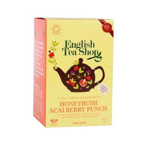 Honeybush Acai Berry Punch  - 20 saszetek