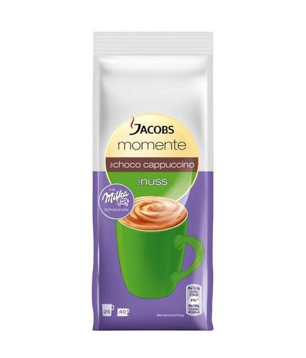 Jacobs Choco Cappuccino orzechowe 500g x 12