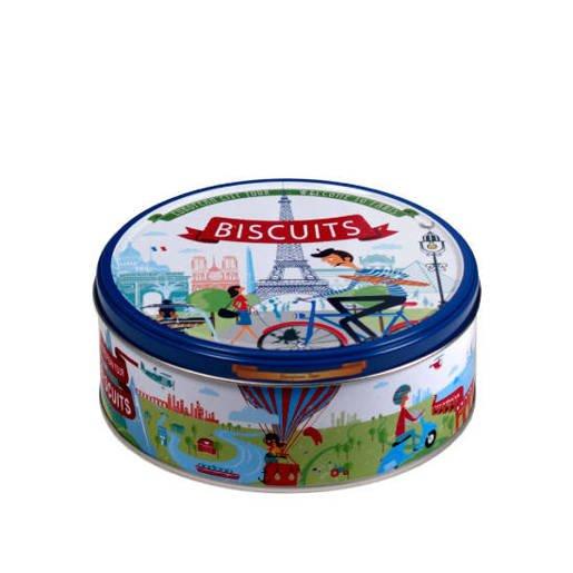 Jacobsens Paryż ciastka duńskie puszka 150 g