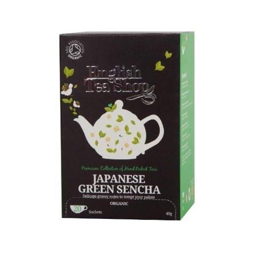 Japanese Green Sencha - 20 saszetek