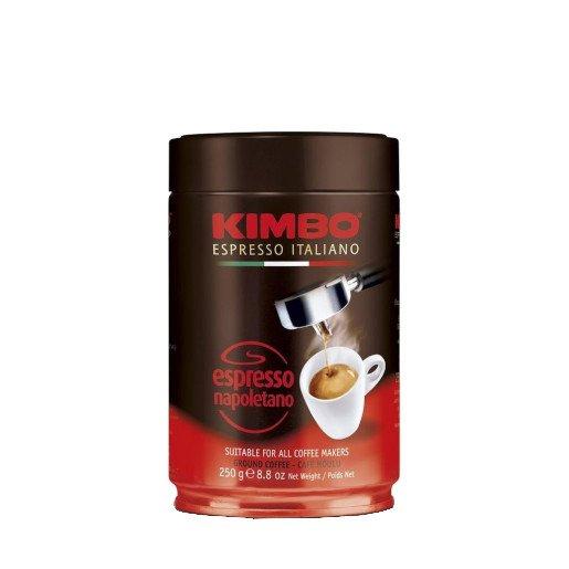 Kimbo Espresso Napoletano 250g  mielona - puszka