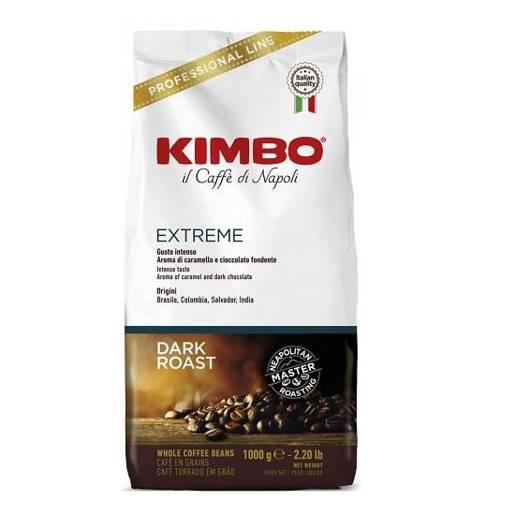 Kimbo Extreme 1 kg kawa ziarnista x 6