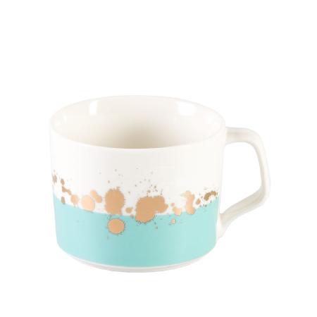 Kubek ceramiczny Morski Alcinda 350 ml