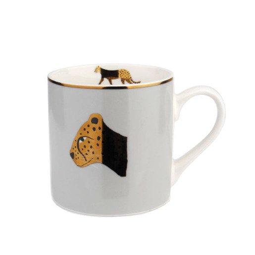 Kubek do kawy z gepardem 400 ml