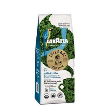 Lavazza Tierra Amazonia (Peru - Andy) 180g kawa mielona