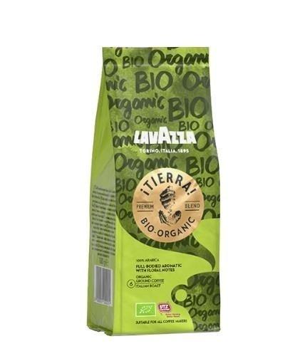 Lavazza Tierra Planet (Bio Organic) 180g kawa mielona