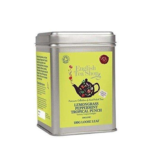 Lemongrass Peppermint Tropical Punch 100g