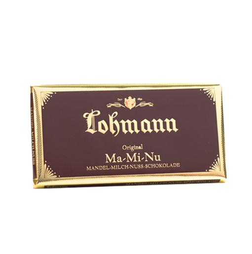 Lohmann Ma-Mi-Nu czekolada mleczna 100 g