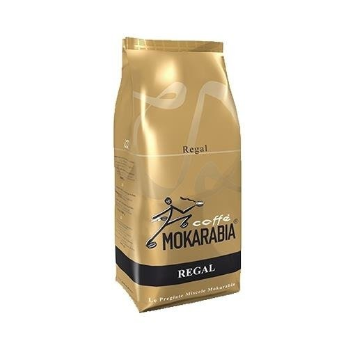 Mokarabia Regal 1 kg kawa ziarnista