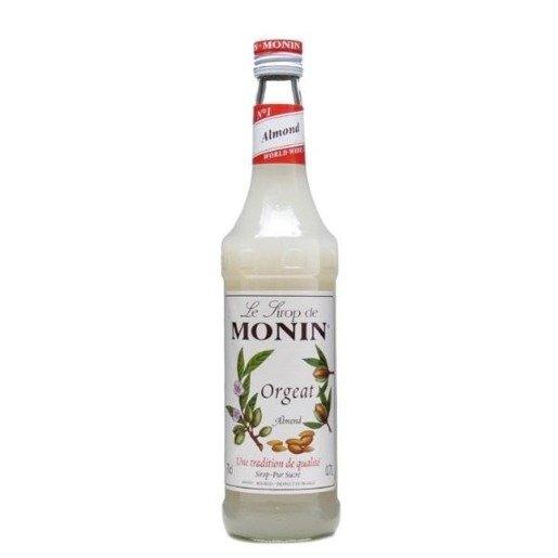 Monin Almond 700ml - syrop migdałowy