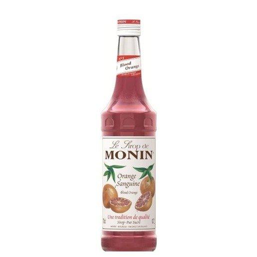 Monin Blood Orange 700 ml - syrop o smaku czerwonej pomarańczy